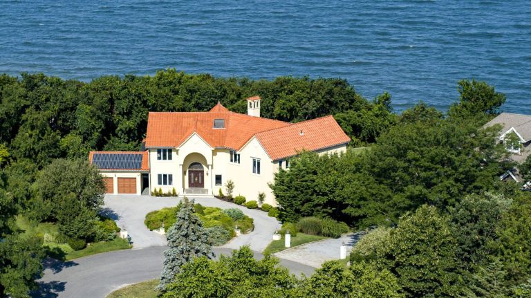 Waterfront Mattituck home on the market for $2.65 million